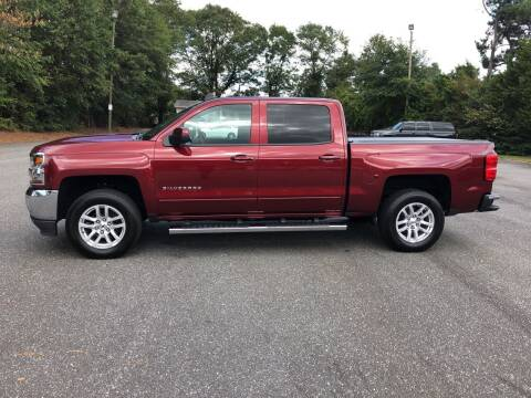 2016 Chevrolet Silverado 1500 for sale at Dorsey Auto Sales in Anderson SC