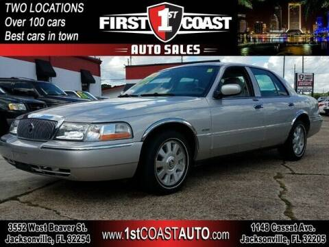 2004 Mercury Grand Marquis for sale at 1st Coast Auto -Cassat Avenue in Jacksonville FL