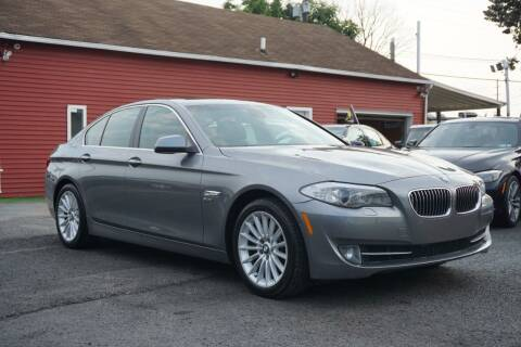 2011 BMW 5 Series for sale at HD Auto Sales Corp. in Reading PA