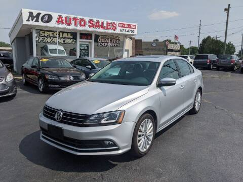 2015 Volkswagen Jetta for sale at Mo Auto Sales in Fairfield OH