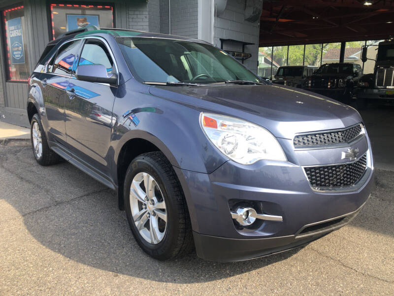 2014 Chevrolet Equinox for sale at Champs Auto Sales in Detroit MI