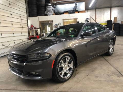 2015 Dodge Charger for sale at T James Motorsports in Gibsonia PA
