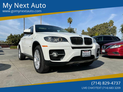 2011 BMW X6 for sale at My Next Auto in Anaheim CA