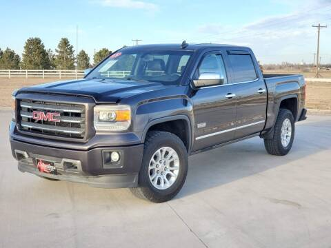 2015 GMC Sierra 1500 for sale at Chihuahua Auto Sales in Perryton TX