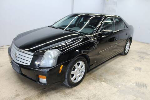 2006 Cadillac CTS for sale at Flash Auto Sales in Garland TX
