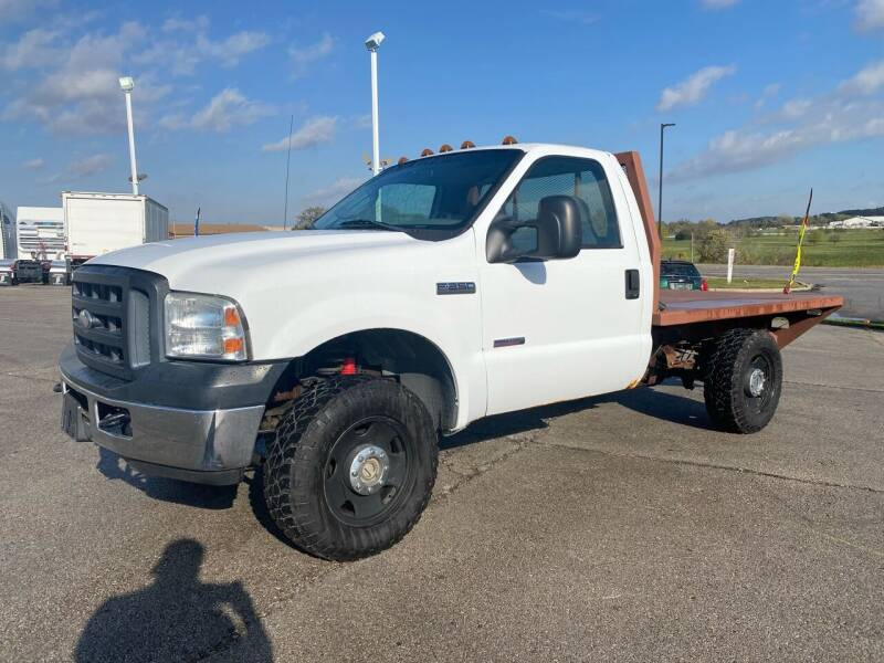 2006 Ford F-250 Super Duty for sale at N Motion Sales LLC in Odessa MO