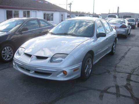 2002 Pontiac Sunfire for sale at All State Auto Sales, INC in Kentwood MI