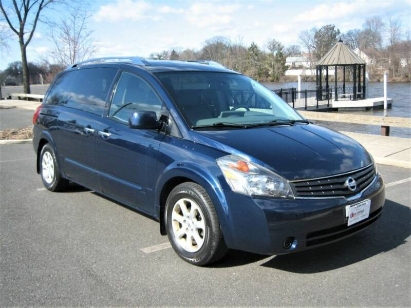 2009 Nissan Quest for sale at Exem United in Plainfield NJ