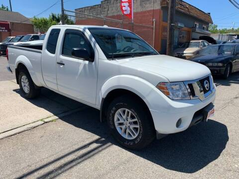 2014 Nissan Frontier for sale at United Auto Sales of Newark in Newark NJ