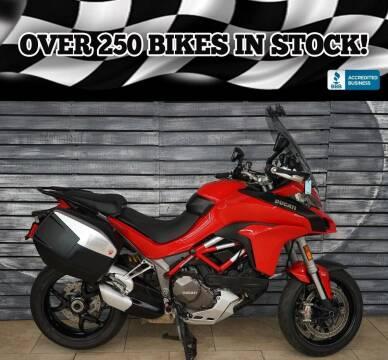 2016 Ducati Multistrada for sale at AZautorv.com in Mesa AZ