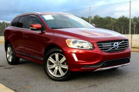 2016 Volvo XC60 for sale at CU Carfinders in Norcross GA