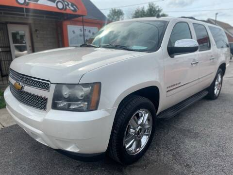 2010 Chevrolet Suburban for sale at 5 STAR MOTORS 1 & 2 in Louisville KY