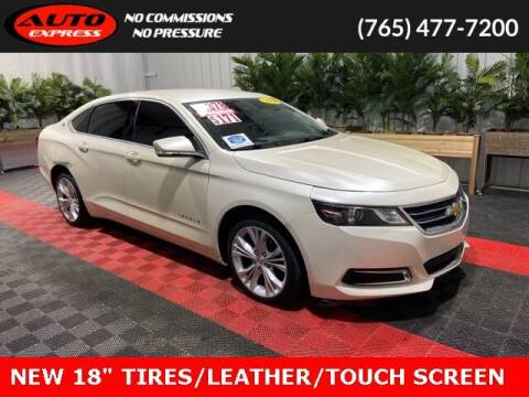 2014 Chevrolet Impala for sale at Auto Express in Lafayette IN