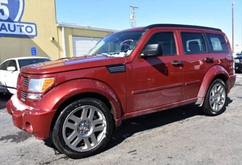 2009 Dodge Nitro for sale at Buy Here Pay Here Lawton.com in Lawton OK