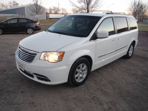 2013 Chrysler Town and Country for sale at Car Corner in Sioux Falls SD