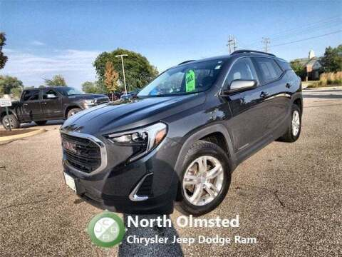 2018 GMC Terrain for sale at North Olmsted Chrysler Jeep Dodge Ram in North Olmsted OH