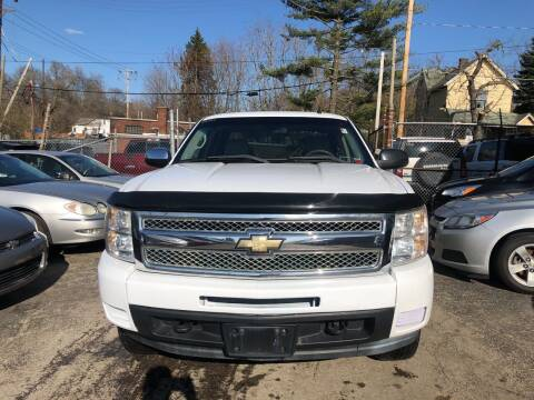 2009 Chevrolet Silverado 1500 for sale at Six Brothers Auto Sales in Youngstown OH