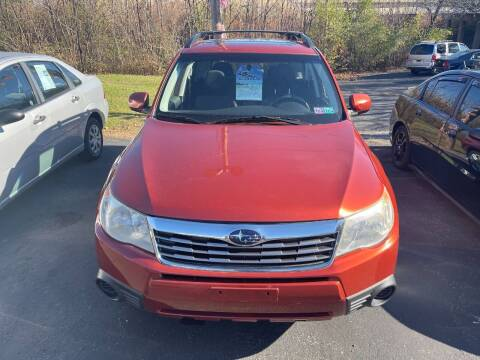 2010 Subaru Forester for sale at Bethlehem Auto Sales in Bethlehem PA