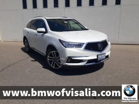 2017 Acura MDX for sale at BMW OF VISALIA in Visalia CA