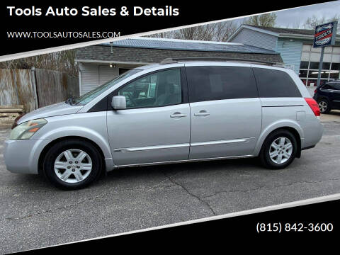 2006 Nissan Quest for sale at Tools Auto Sales & Details in Pontiac IL