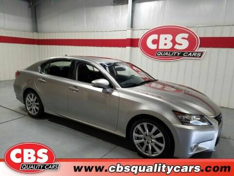 2015 Lexus GS 350 for sale at CBS Quality Cars in Durham NC