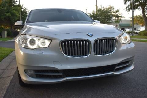 2010 BMW 5 Series for sale at Monaco Motor Group in Orlando FL