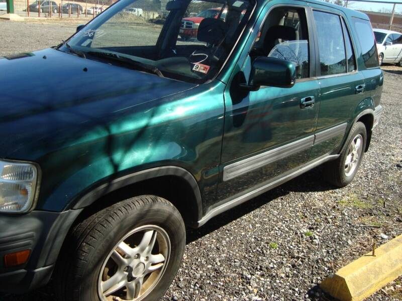 2001 Honda CR-V for sale at Branch Avenue Auto Auction in Clinton MD