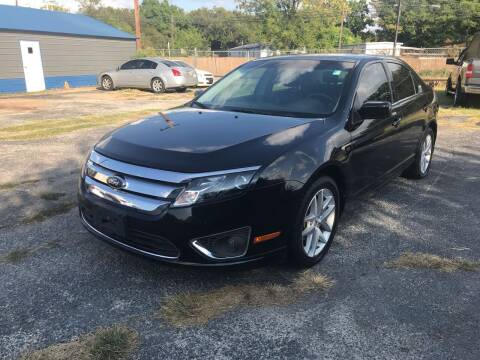 2012 Ford Fusion for sale at K-M-P Auto Group in San Antonio TX
