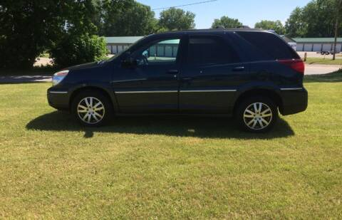 2004 Buick Rendezvous for sale at Velp Avenue Motors LLC in Green Bay WI