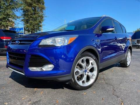 2016 Ford Escape for sale at iDeal Auto in Raleigh NC
