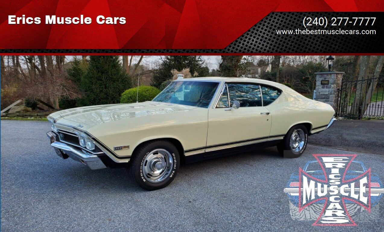 1968 Chevrolet Chevelle SS SOLD SOLD SOLD