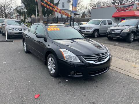 2012 Nissan Altima for sale at Metro Auto Exchange 2 in Linden NJ