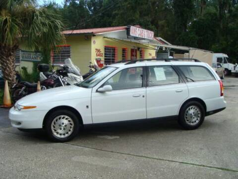 2000 Saturn L-Series for sale at VANS CARS AND TRUCKS in Brooksville FL