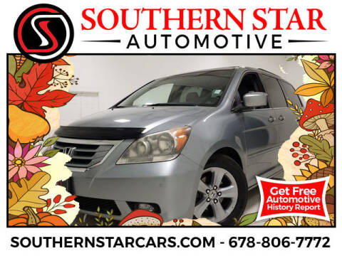 2010 Honda Odyssey for sale at Southern Star Automotive, Inc. in Duluth GA