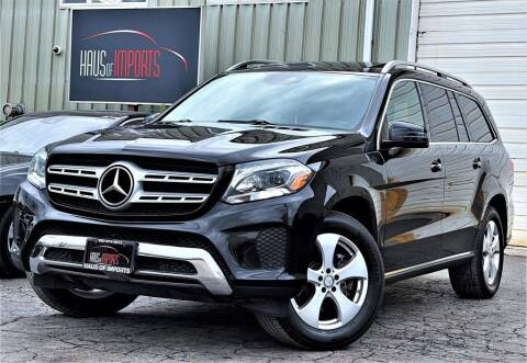 2017 Mercedes-Benz GLS for sale at Haus of Imports in Lemont IL