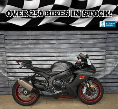 2017 Suzuki GSX-R600 for sale at Motomaxcycles.com in Mesa AZ