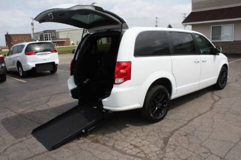 2020 Dodge Grand Caravan for sale at New Mobility Solutions in Jackson MI