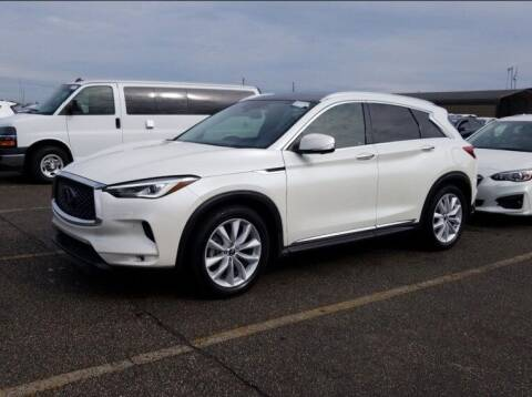 2019 Infiniti QX50 for sale at JOE BULLARD USED CARS in Mobile AL