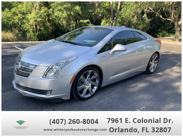 2014 Cadillac ELR for sale in Orlando, FL