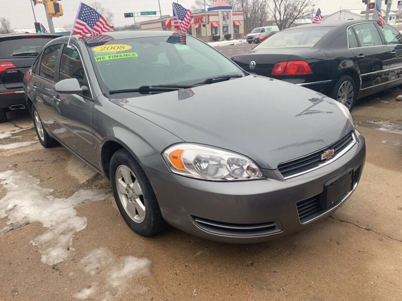 2008 Chevrolet Impala for sale at LOT 51 AUTO SALES in Madison WI
