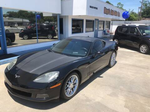2005 Chevrolet Corvette for sale at Moye's Auto Sales Inc. in Leesburg FL