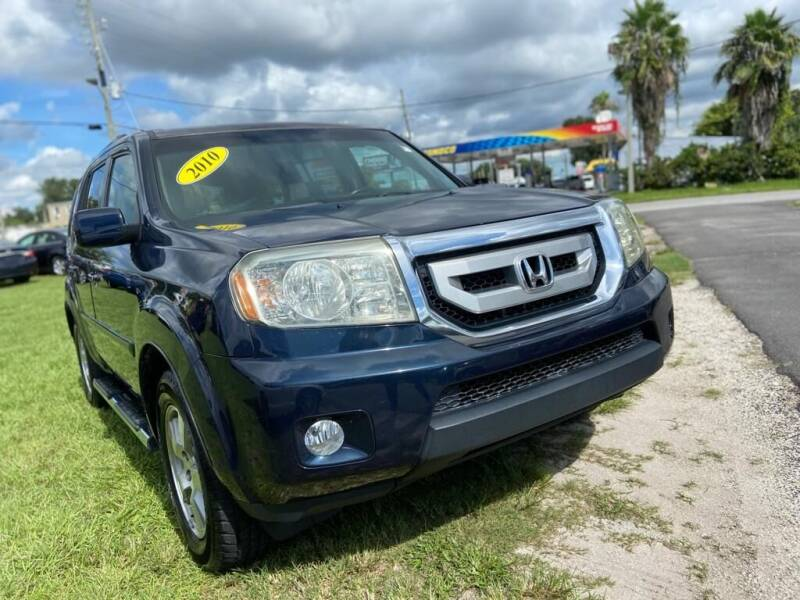 2011 Honda Pilot for sale at Unique Motor Sport Sales in Kissimmee FL