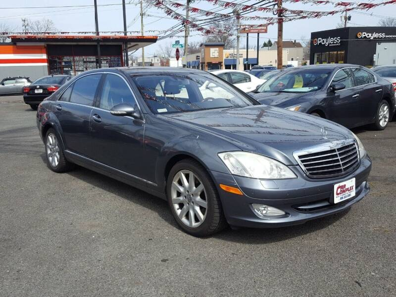 2008 Mercedes-Benz S-Class for sale at Car Complex in Linden NJ