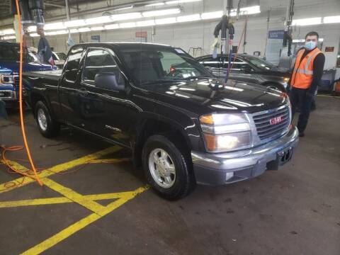 2004 GMC Canyon for sale at Affordable 4 All Auto Sales in Elk River MN