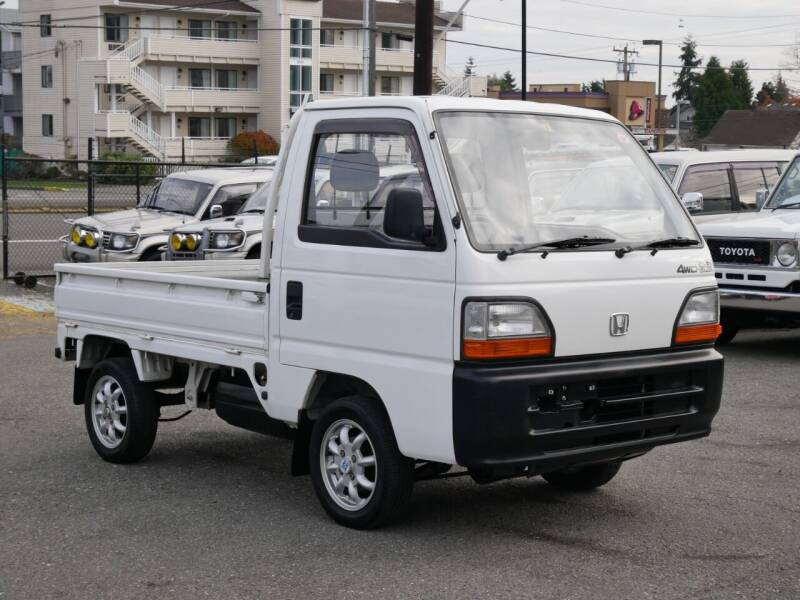 1994 Honda Acty S-DX 4x4 MT5 for sale at JDM Car & Motorcycle LLC in Seattle WA