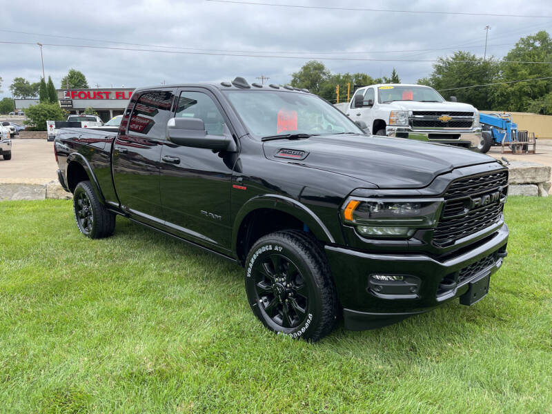 2021 RAM Ram Pickup 2500 for sale at Foust Fleet Leasing in Topeka KS