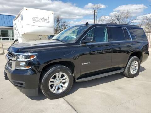 2020 Chevrolet Tahoe for sale at Kell Auto Sales, Inc - Grace Street in Wichita Falls TX