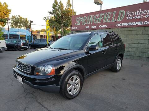 2007 Volvo XC90 for sale at SPRINGFIELD BROTHERS LLC in Fullerton CA