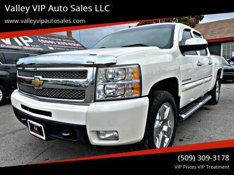 2010 Chevrolet Silverado 1500 for sale at Valley VIP Auto Sales LLC in Spokane Valley WA
