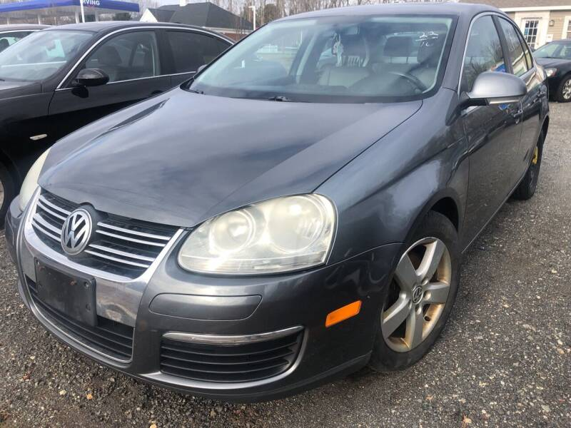 2008 Volkswagen Jetta for sale at AUTO OUTLET in Taunton MA